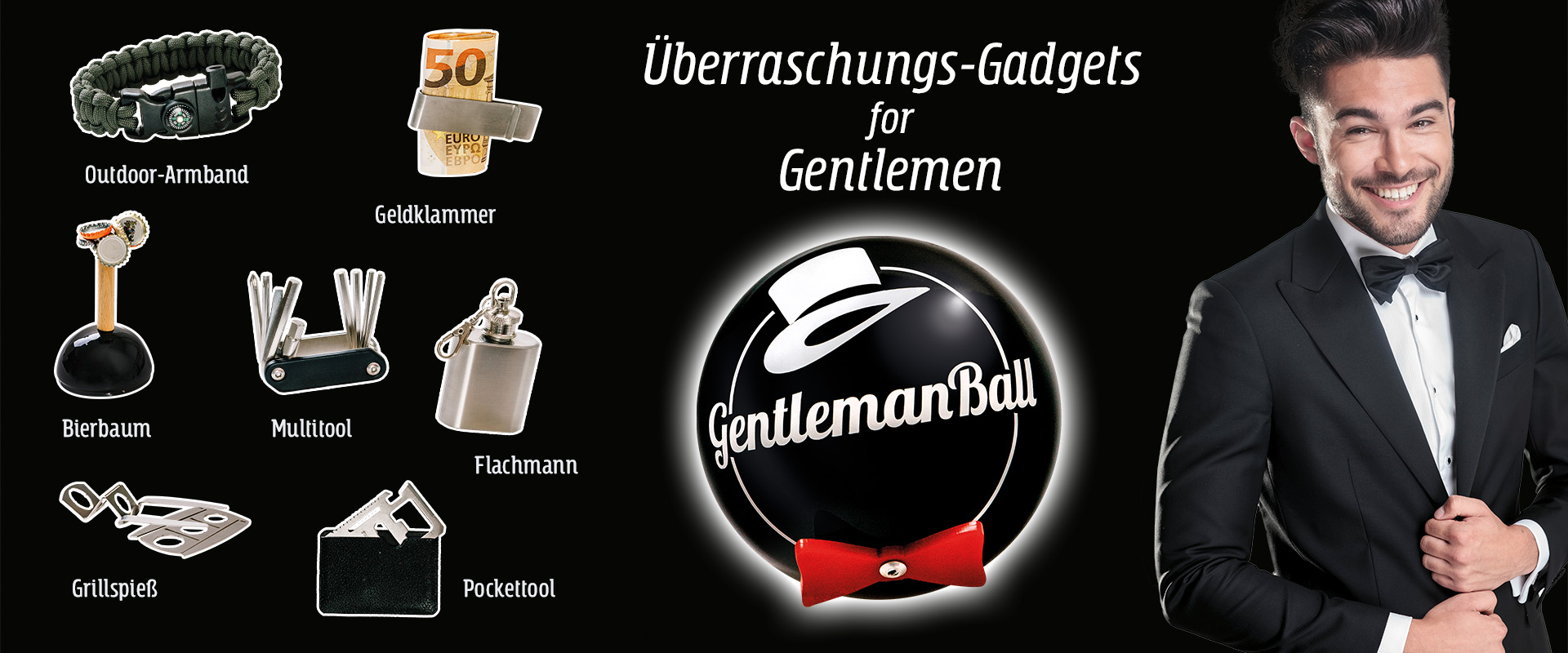 Gentleman Ball Header